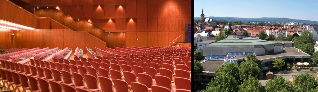 Stadthalle Oberursel, Fotos: Promotion