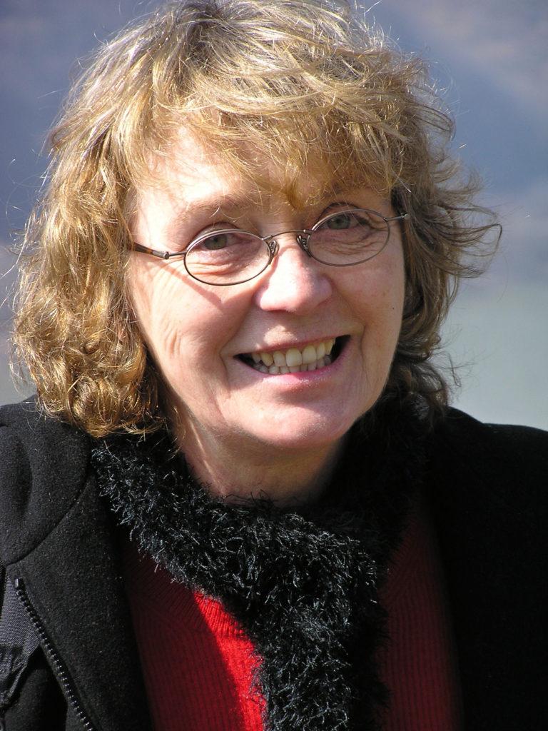 Annette Andernacht, Foto: Angelika Rieber