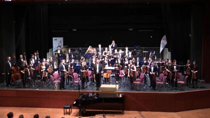 Video: Jubiläumskonzert 2016 mit dem LJSO