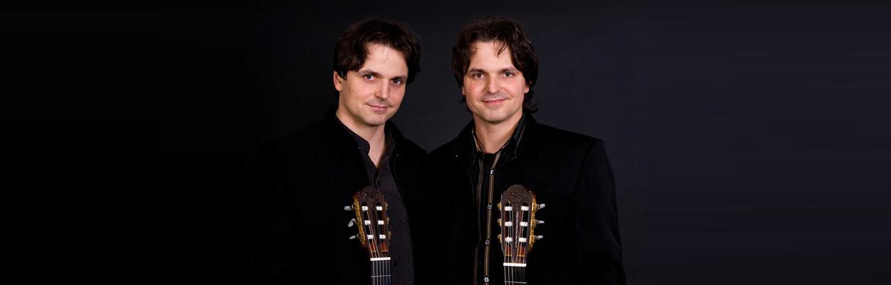 """""""Katona Twins"""" Peter und Zoltán Katona"""