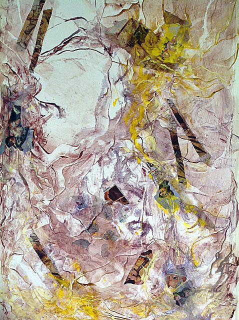 Zeit und Raum – Barbara Scholz-Evans