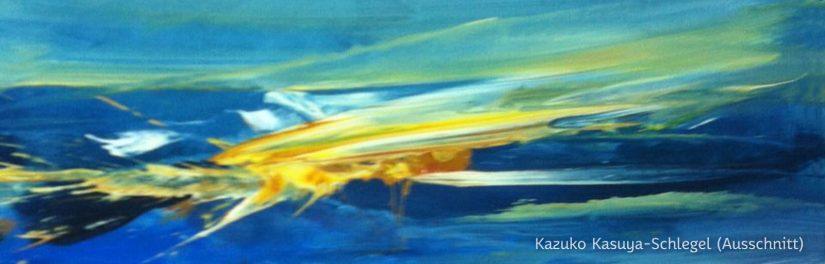 Titelbild Kazuko Kasuya-Schlegel (Ausschnitt)