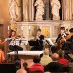 JUVAL ENSEMBLE – Streichquartett und STEPHAN KRÖGER – Horn