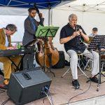 Wilson-de-Oliveira Quartett, Jazz meets Mühle 2019, Foto: Günter Albrecht