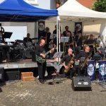 Fehlgriff Orchester, Jazz meets Mühle 2019, Foto: Klaus Glatthorn