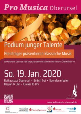 Pro Musica 2020 PJT Plakat web