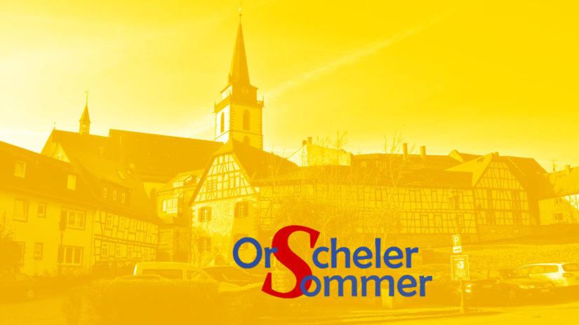 """Orscheler Sommer: """"KKOgoesOpenAir"""""""