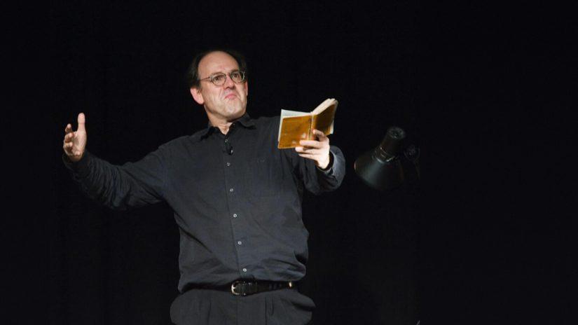MICHAEL QUAST liest KRIBBEL–KRABBEL